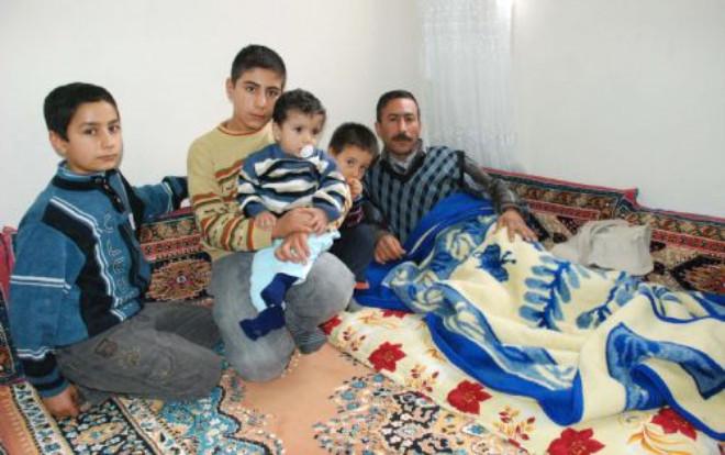 Şanlıurfalı 38 yaşındaki İbrahim Halil Gök, bir yıl önce Balıklıgöl Devlet Hastanesi