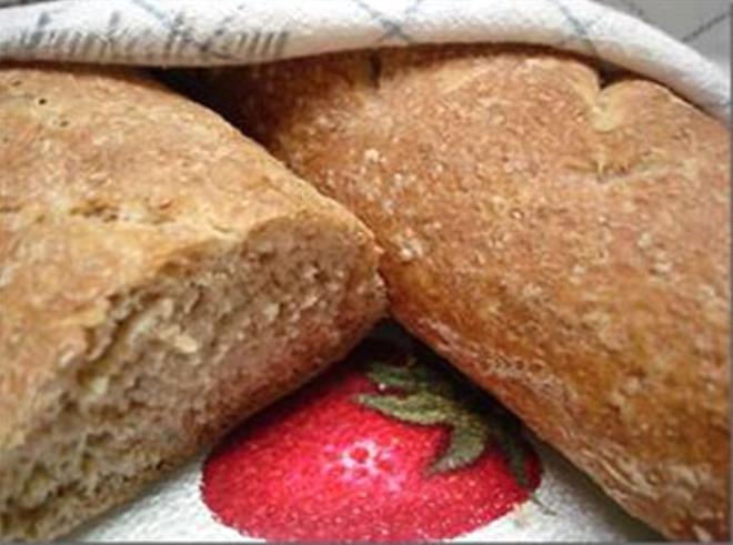 Tam tahıllı, çavdar, yulaflı veya kepekli ekmekleri tüketin.
