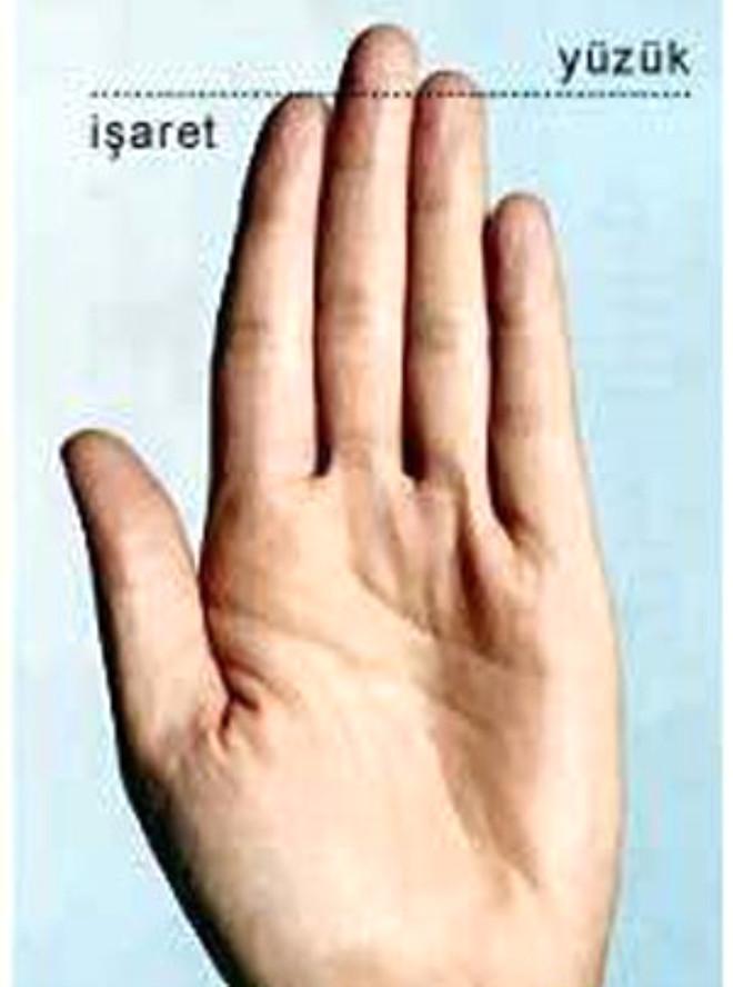 Yüzük parmağı, işaret parmağından uzun olan bir insan; - Hassas ve dışa dönük biridir