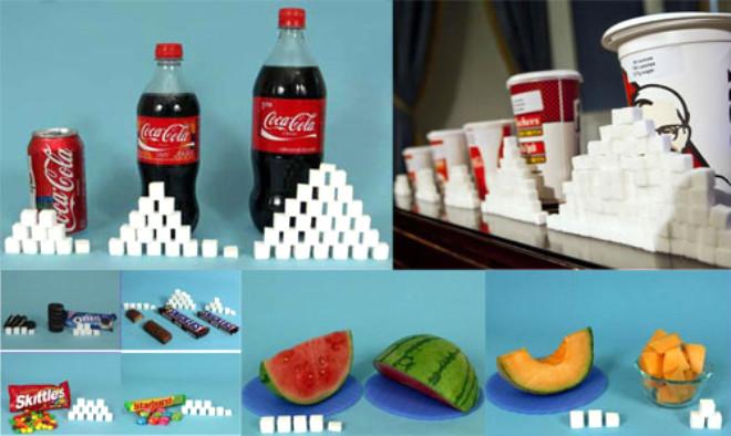 Sağlıklı beslenmede günlük şeker tüketiminin 50 gramı (1 Küp şeker - 4gram) geçmemesi gerekiyor.