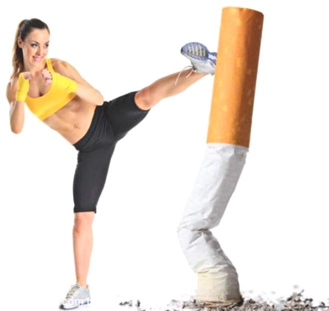 Sigara içmeyin.
