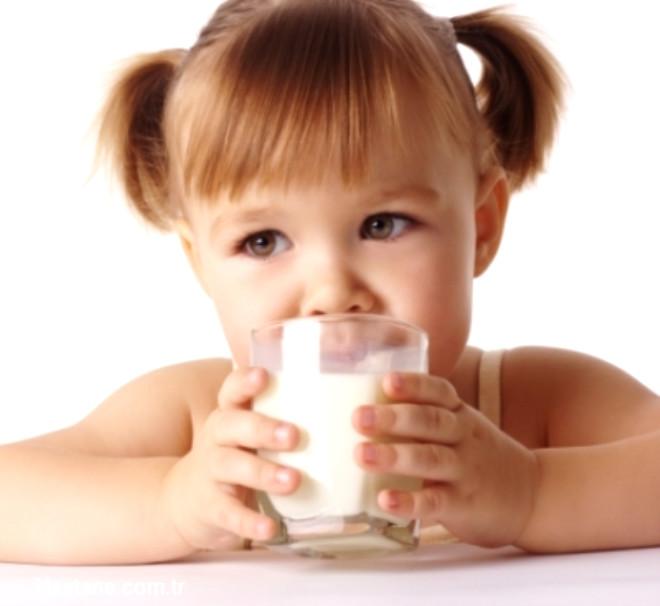 Günde bir bardaktan fazla süt