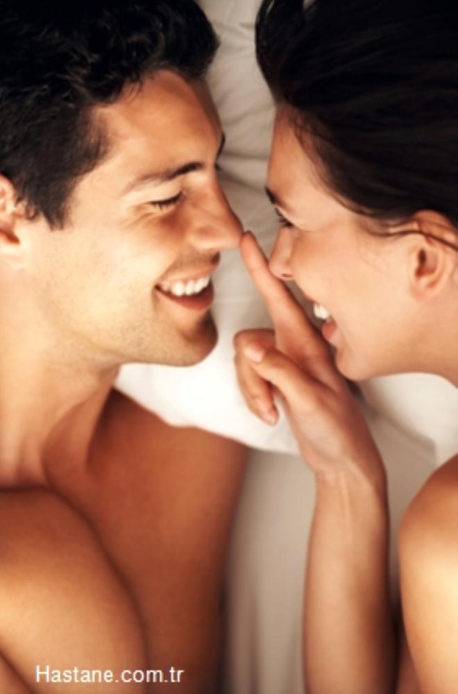 Egzersiz etkisi: Cinsel ilişki, oldukça etkili bir kardiyo egzersizidir. Roizen