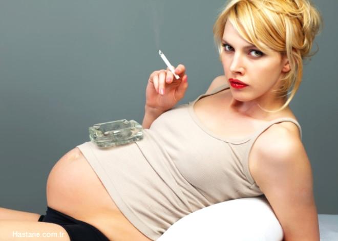 Sigara bağımlılığı olan kadınların %50 -70'i hamilelikleri esnasında sigara kullanımını sürdürmektedir. Bu da gebelikte sigara kullanımının ciddi bir halk sağlığı problemi olduğunun göstergesidir.