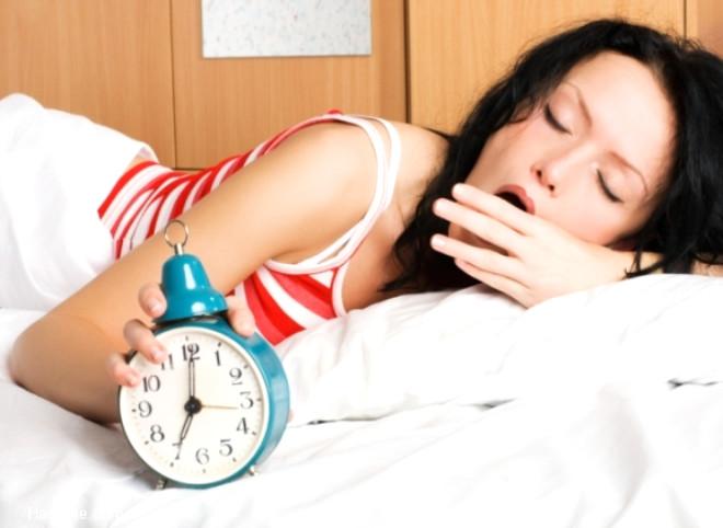 Uykuda ideal olan, rutinin 7-8 saatlik uyku içermesidir.