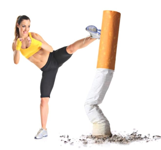 Sigara ve alkolden uzak durmalıyız.