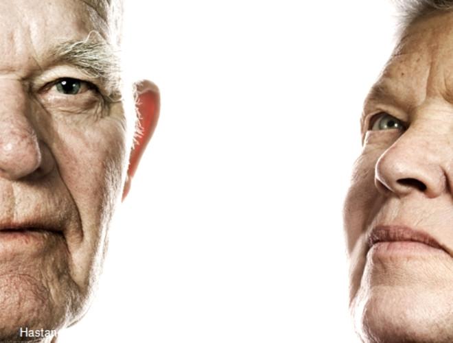 Yaşlılar: Bağırsak kalsiyum emiliminin azalması
