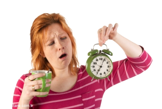 Gün içinde enerjiniz düşüyor, kendinizi çok yorgun hissediyor ve bunun nedeninin ne oldugunu bilmiyor musunuz?