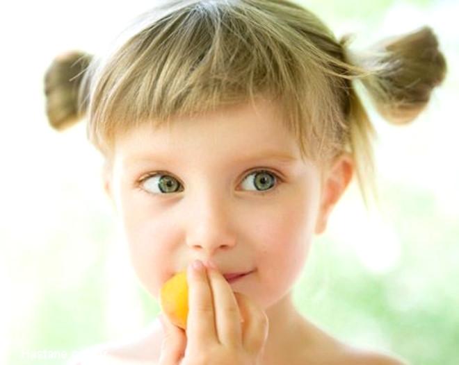 Kayısı hem kemiklerin güçlenmesinde hemde dişlerin gelişiminde önemli bir rol oynar.