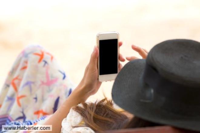 Cep telefonu güvenli bir yerde olsa bile onu kaybetme endişesi sürekli mevcutsa