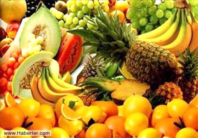 Beyin sadece glikoz ve oksijenle çalıştığından meyvelerde bulunan meyve şekeri kolayca glikoza dönüşür.