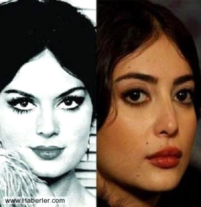 Oyuncu Melike İpek Yalova, Türkan Şoray