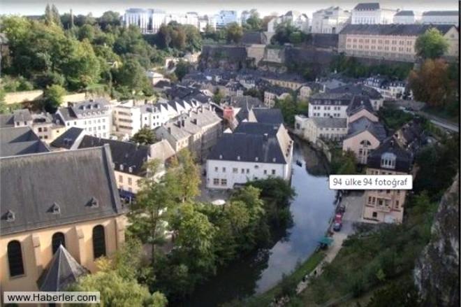 1- Lüksemburg /  Kişi başına yıllık asgari ücret: 25.628 dolar