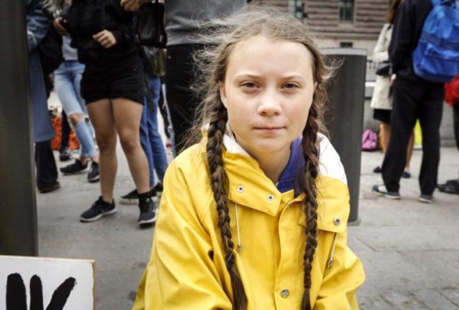 16 yaşındaki İsveçli çevre eylemcisi Thunberg, ABD