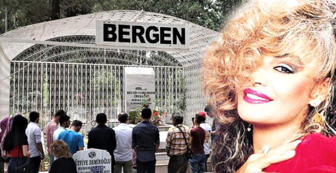 """Türk müzik tarihine """"Acıların Kadını"""" lakabıyla damga vurmuş taçsız kraliçesi Bergen"""