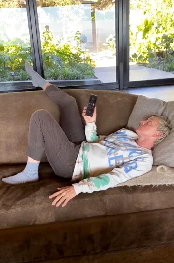 Kamera arkası ekibin bu iddialarından sonra Ellen DeGeneres