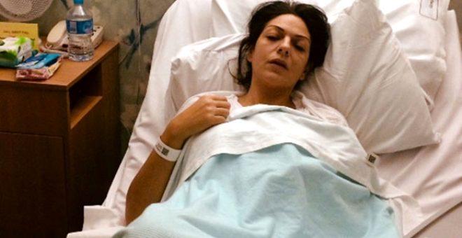 Bağış sitelerinden birine hastane odasında çekilen bir fotoğrafını koyarak kanser hastası olduğunu söyleyen kadın hayrete düşürecek bir dolandırıcılığa imza attı. Nicole isimli kadın, hastalığını bahane ederek 45 bin sterlin (482.000 TL) para topladı. Kadın bakın bu parayı ne yaptı.