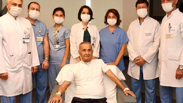 Türkiye'nin ilk korona hastasına tedavi gördüğü hastaneden dudak uçuklatan fatura